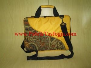 tas laptop batik jinjing selempang