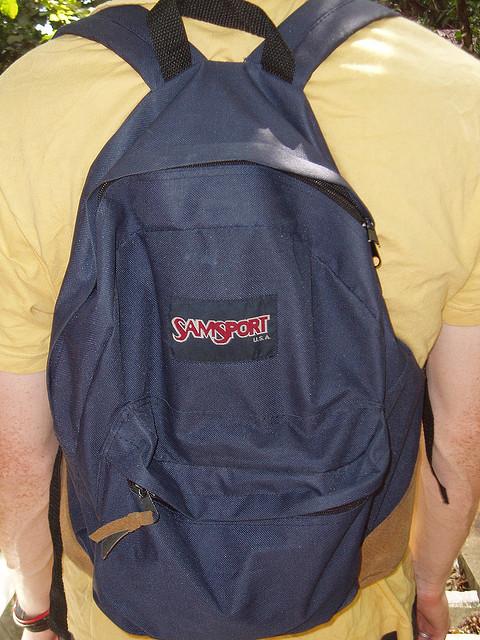 Pabrik Tas Jogja – Apa itu backpack