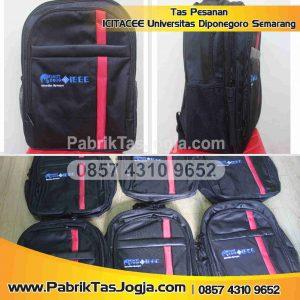 Pabrik Tas Pesanan ICITACEE Universitas Diponegoro Semarang