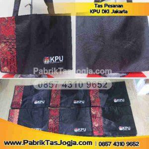 Pabrik Tas Pesanan KPU DKI Jakarta