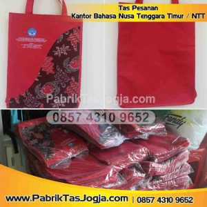 Pabrik Tas Kantor Bahasa Nusa Tenggara Timur